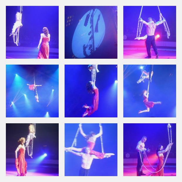 Zirkus festival Cadenes aeries