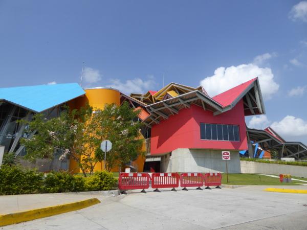 gehry Museum Amador Causeway Panama City
