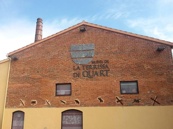 Museu de la Terrissa Quart Töpfern