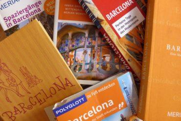 Reiseführer Barcelona Vergleich