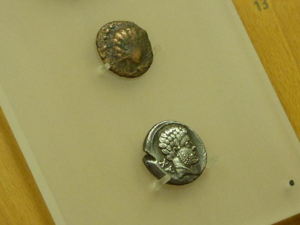 Ullastret Münzen