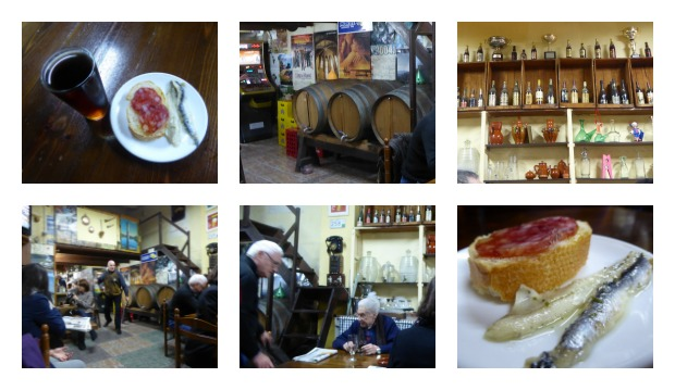 bodega gracia barcelona Food Tour