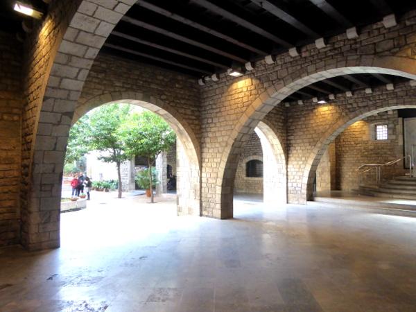 boegen Museu frederic mares palau reial barcelona