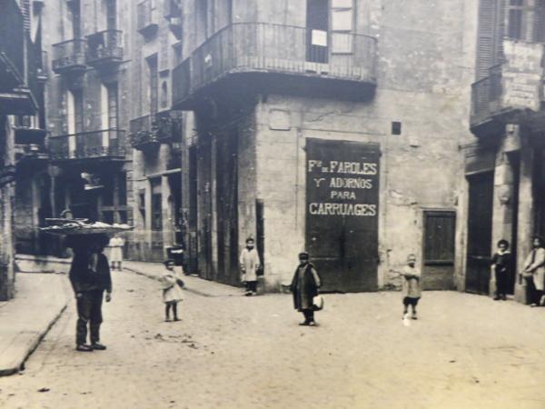 el barri perdut barcelona ausstellung