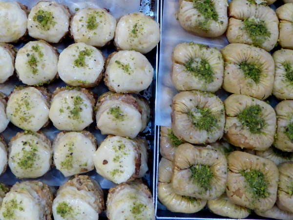 Food Tour gracia barcelona syrische spezialitaeten