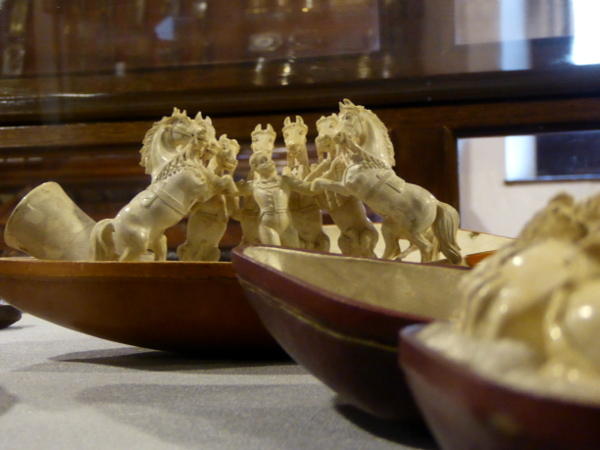 sammlung pfeifen Museu frederic mares palau reial barcelona