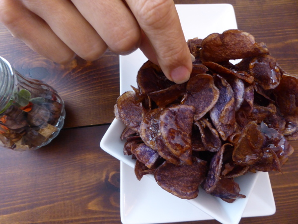 tapas in barcelona crum kartoffeln