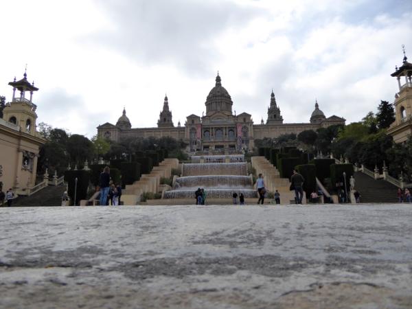 Palau Nacional MNAC Barcelona