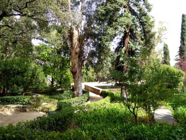 Park Barcelona Labyrinth von Horta