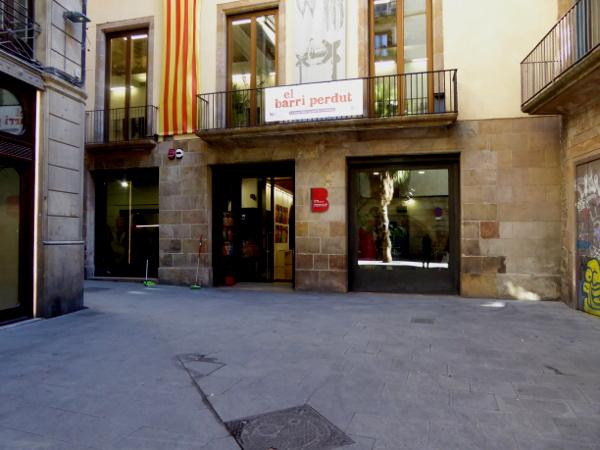 barri perdut barcelona