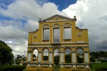 Curitiba - Hänsel und Gretel im Regen 5