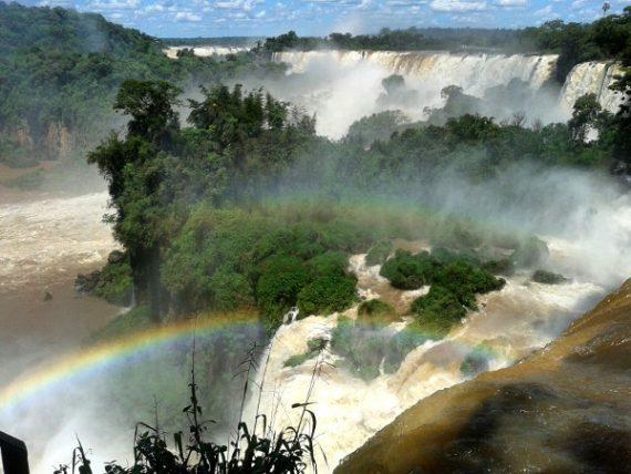 Die Wasserfälle von Iguaçú - Hello from the other side 12