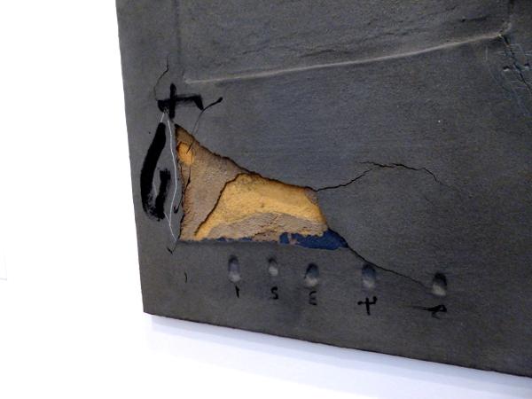 Barcelona Antoni Tapies ausschnitt