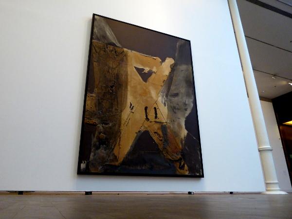 Barcelona Antoni Tapies werk