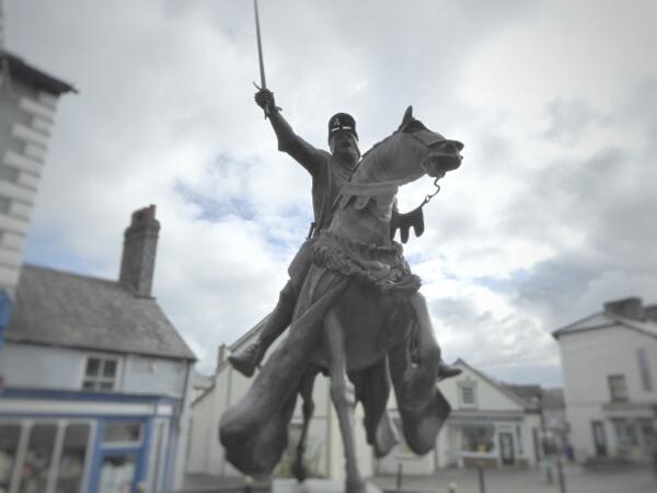 Corwen Wales Owain Glyndwr-02