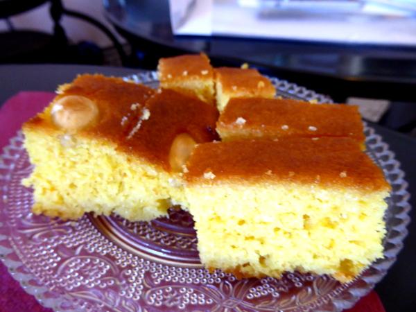 Grieskuchen Kalon Prama zypern Küche