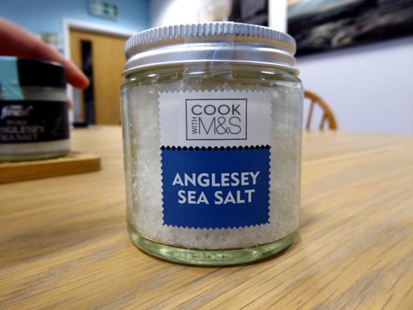 Halen Mon Sea Salt Anglesey Meersalz Wales