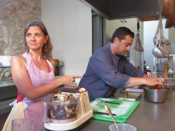 Kochen mit dem Chef Meze Zypern Koutourou