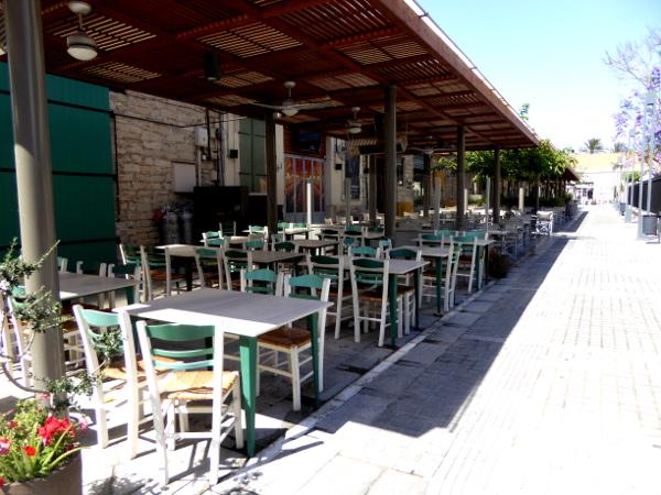 Lemesos Altstadt Zypern Limassol