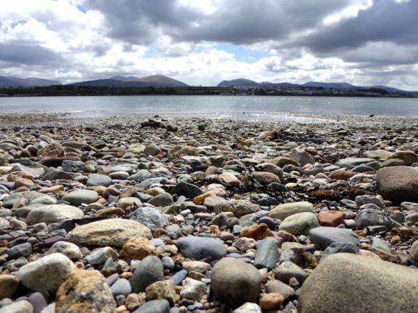 Menai Halen Mon Anglesey Meersalz Wales