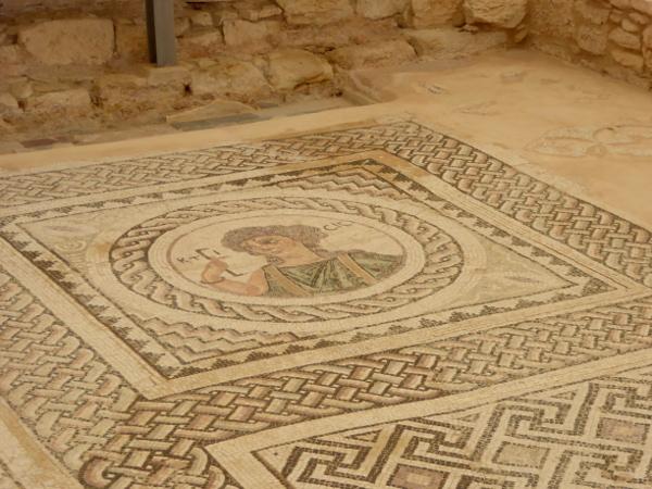 Mosaik Kourion Zypern Lemesos
