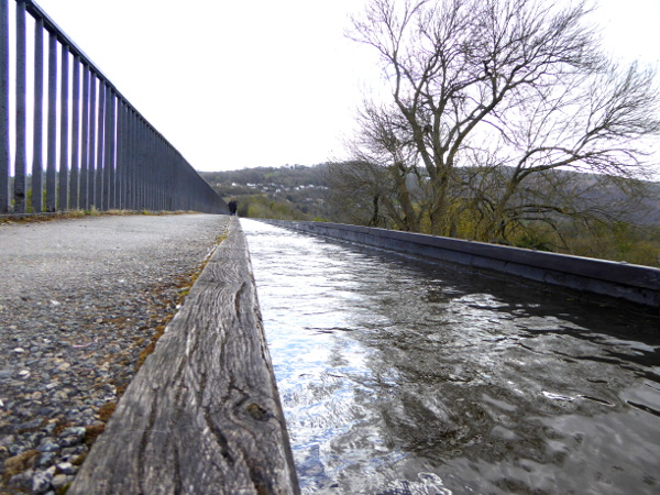 Pontcysyllte-Aquaedukt– Llangollen-kanal