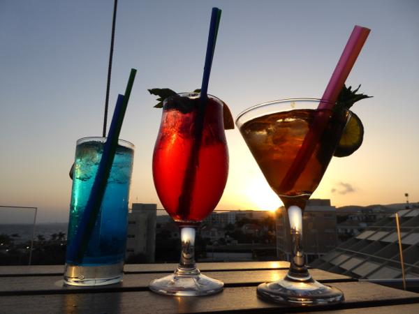 cocktails Zypern Meze