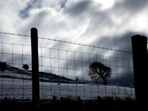 gewitter in snowdonia Wales