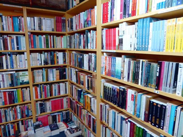 hay-on-wye-wales-books buecher dorf