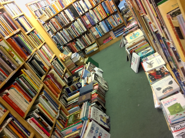 hay-on-wye-wales-bookseller