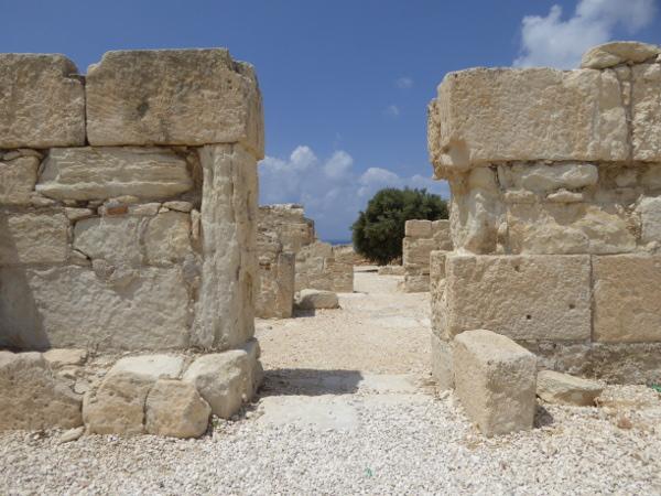 kourion Zypern Lemesos