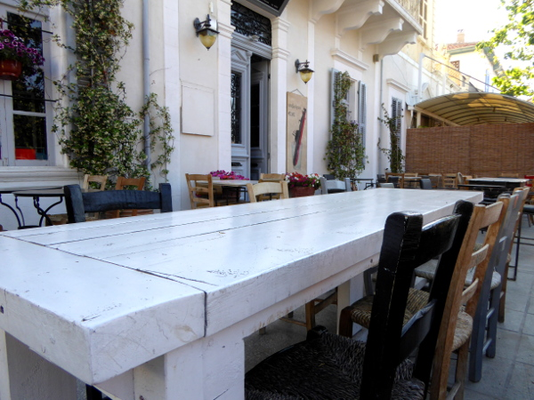 koutourou restaurant paphos zypern meze