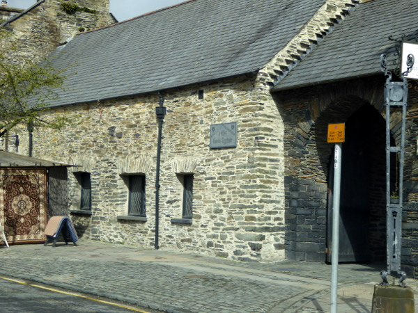machynlleth Wales Parlament