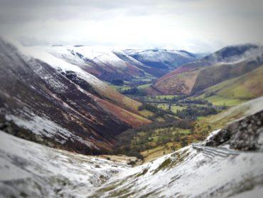 Bwlch y Groes - der Kreuzweg durch Snowdonia 9