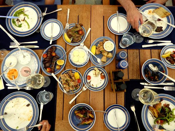 zypern küche essen mit freunden