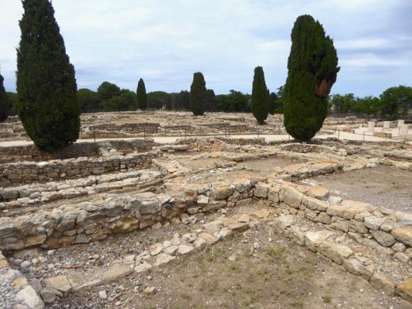 Costa Brava Ruines d empuries
