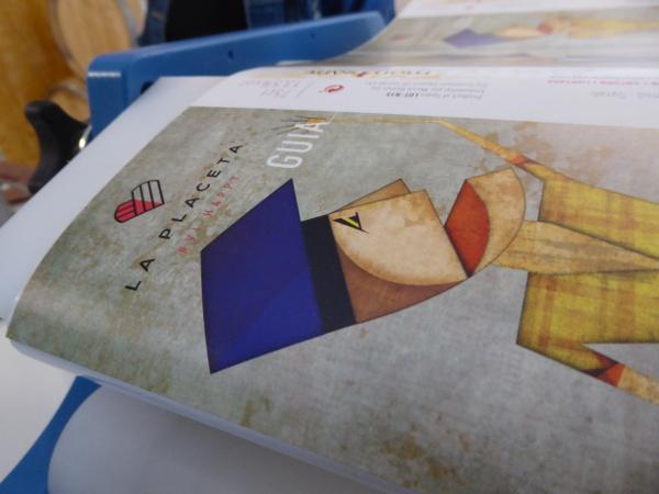 Etikett La Placeta Montsant Weine Freibeuter Reisen
