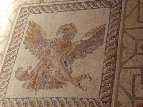 Mosaik GAnymed Kato Paphos
