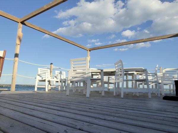 Musclarium Muscheln Ebrodelta Freibeuter reisen relax chill out