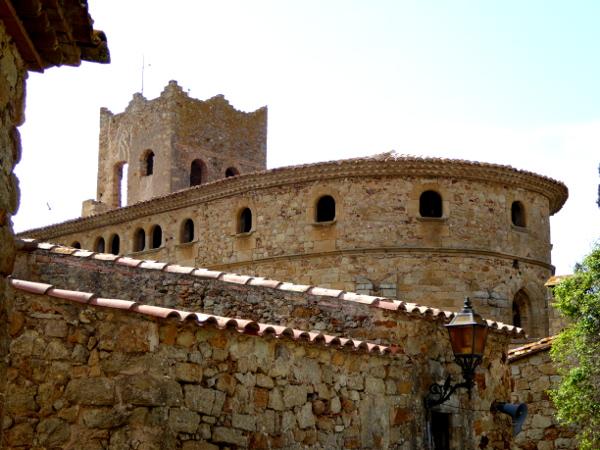 Pals Costa Brava Mittelalterliche Dörfer