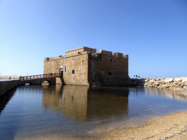 Paphos Castle Kato Paphos Zypern