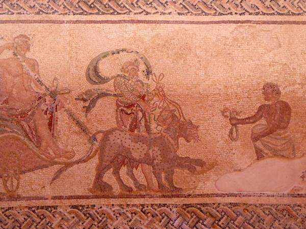 dionysos Mosaike Kato Paphos