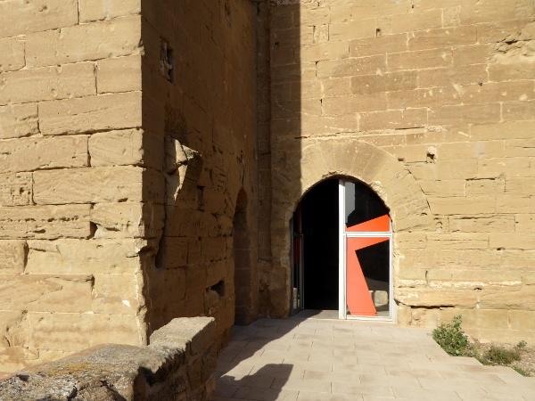 Burg der Tempelritter Gardeny Lleida Freibeuter Reisen tor