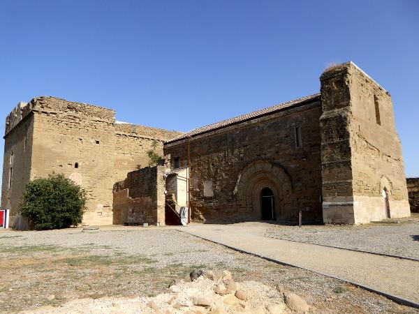 Burg der Tempelritter Gardeny Lleida Freibeuter Reisen