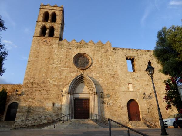 Kirche in Blanes Freibeuter Reisen