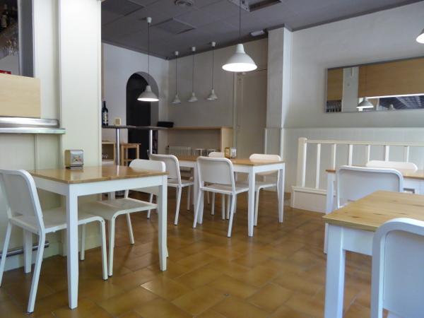Portbou Cafe Freibeuter Reisen einrichtung Restauranttipp