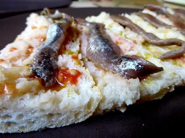 Portbou Cafe Freibeuter Reisen sardines coca
