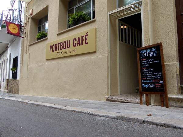 Portbou Cafe Restaurant Freibeuter Reisen