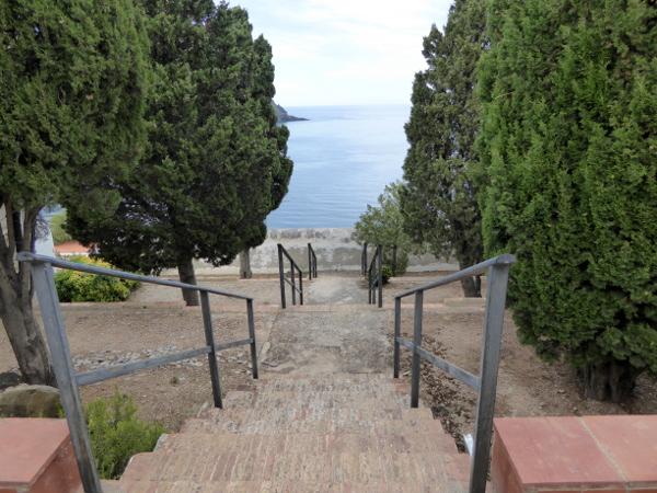 Portbou Friedhof