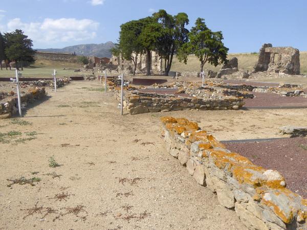 Roses ciutadella Freibeuter Reisen griechische Ruinen